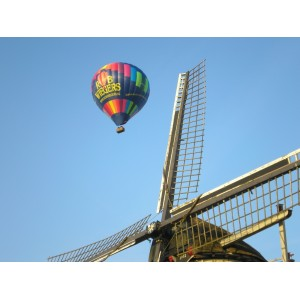 Balloon flights in the Netherlands