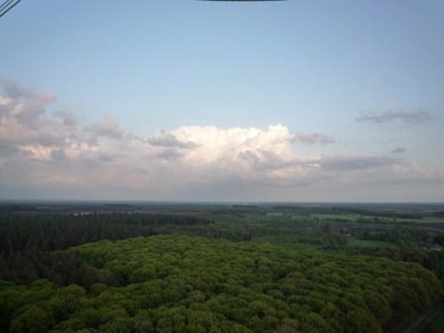 Regen En Zonneschijn : Ballonvaren na regen komt zonneschijn rob wiegers ballonvaarten bv