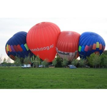 Groepsballonvaart Rubicon